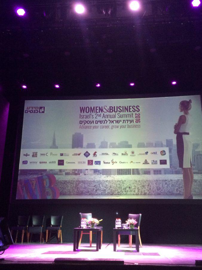 Women & Business Conference Tel Aviv